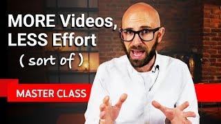4 Tips for Making More Videos | Master Class #2 ft. Today I Found Out