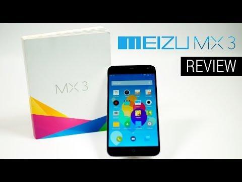 Meizu MX3 Review (Samsung Exynos 5410 Octa/Full HD/128gb Internal)