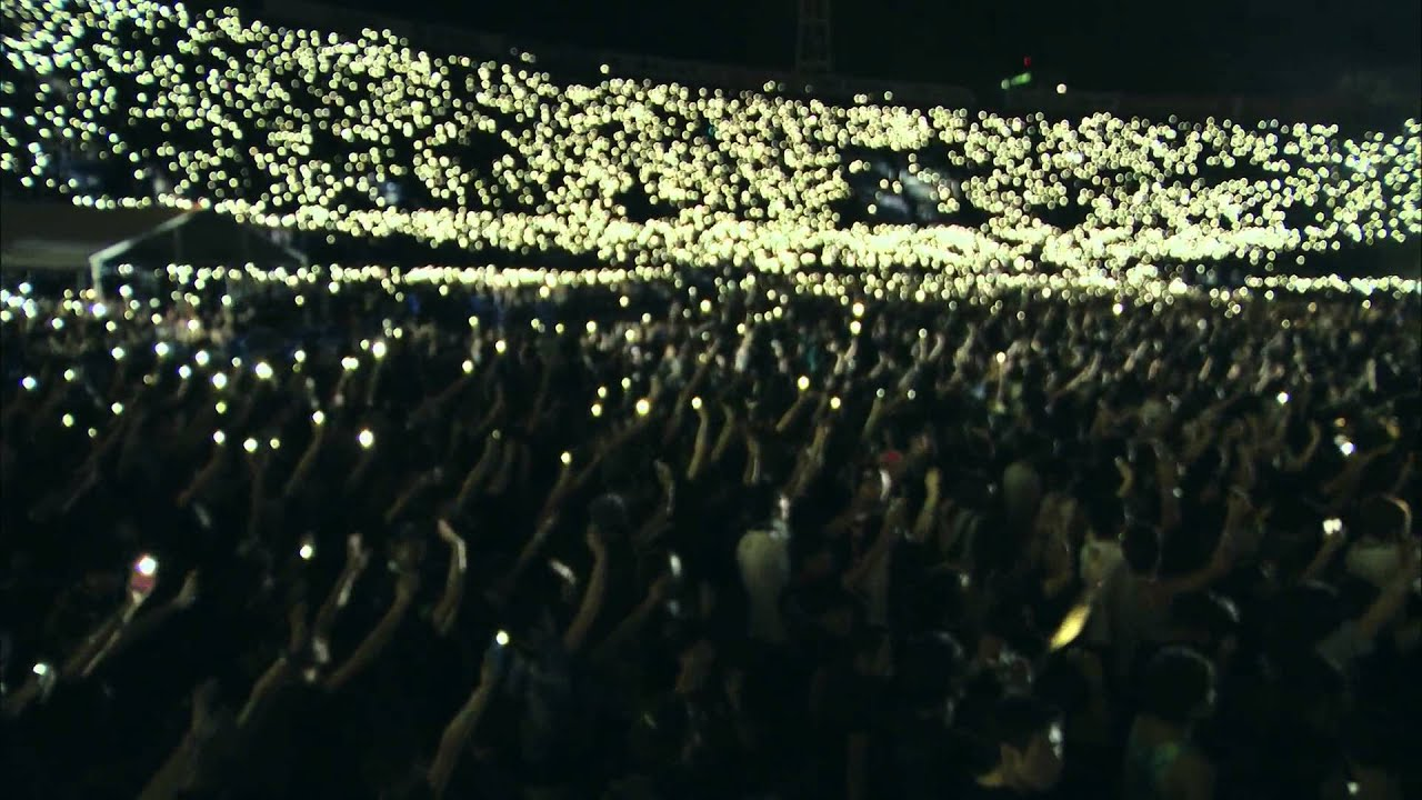 【HD】ONE OK ROCK - Be the light  'Mighty Long Fall at Yokohama Stadium' LIVE
