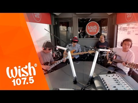 "Soapdish performs ""Pwede Ba"" LIVE on Wish 107.5 Bus"