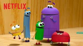 Ask the StoryBots: I'm a Microphone thumbnail