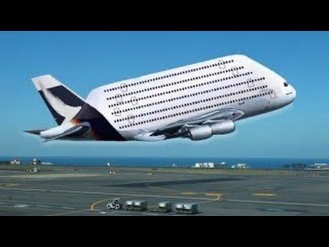 Le plus gros avion du monde airbus vs boeing vs antonov youtube - Quel est le plus grand porte avion du monde ...