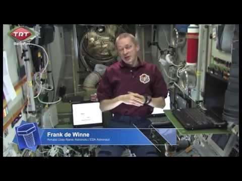 TRT Belgesel, Muazzam icatlar Avrupa Astronot merkezi,Esa