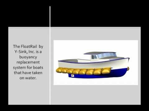 FloatRail Buoyancy replacement system.wmv