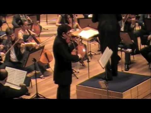 Schumann  Violin concerto 1 mov. part 2
