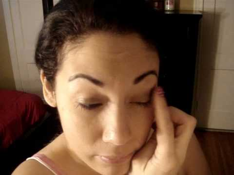 Aaliyah inspired natural makeup!