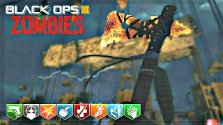 BLACK OPS 3 CUSTOM ZOMBIES MOD TOOLS! | MOB OF THE DEAD GOLDEN GATE BRIDGE WITH BO2 WEAPONS!