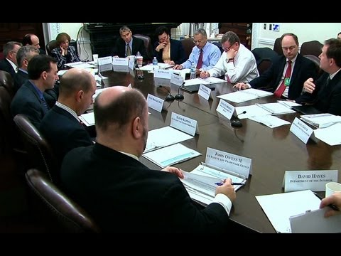 President's Management Advisory Board Session I