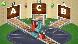 Kids ABC Letter Trains Educational Education