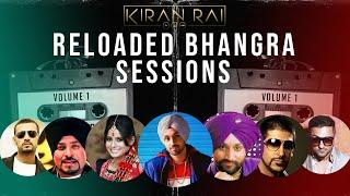 Reloaded Bhangra Sessions Vol. 1 | Diljit Dosanjh, Miss Pooja, DJ Sanj \u0026 More | Back To Back Hits