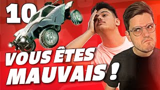 LE JOUR OÙ UN RAGEUX NOUS A INSULTÉ | ROAD TO TOP 100 2V2 | S2E10 (ROCKET LEAGUE FR)