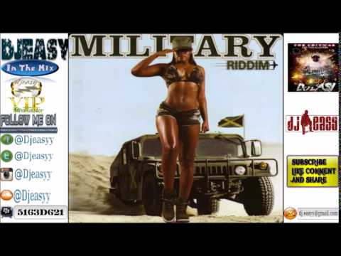 Military Riddim Mix 2004 (Birchill Records) mix by djeasy