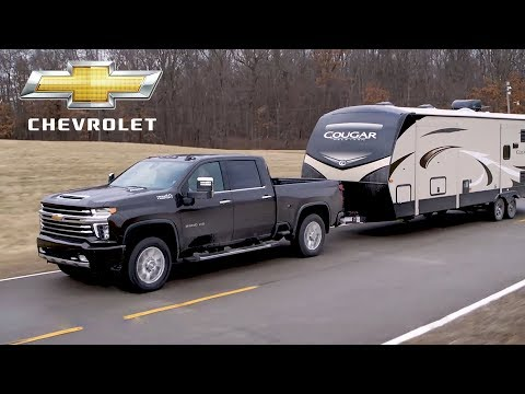 2020 Chevrolet Silverado HD – Advanced Trailering Technology