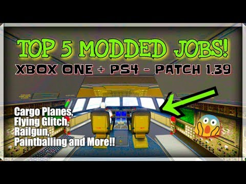 TOP 5 BEST MODDED JOBS / MISSIONS IN GTA 5...