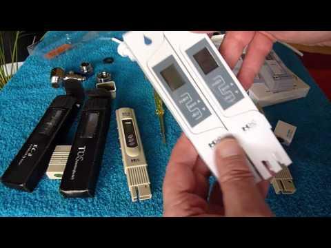 What TDS EC meter to choose AP1 vs AP2 vs EC3 vs TDS3 vs COM100