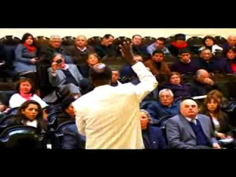 CHILE PASTORS' CONFERENCE June 21, 2013 Part 1 - Dr. Owuor