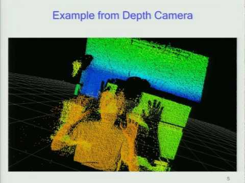 Immersive Visual Communication with Depth