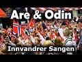 Stian Karlsen - Innvandrer Sangen (Immigrant Song)[Eng Subs]