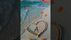 A alphobet for loving one