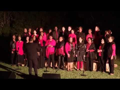 Cornerstone Bible Choir At Fairmont Southampton, Dec 2 2017
