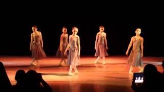 Talentos de Ballet en Tecate Baja California 2014