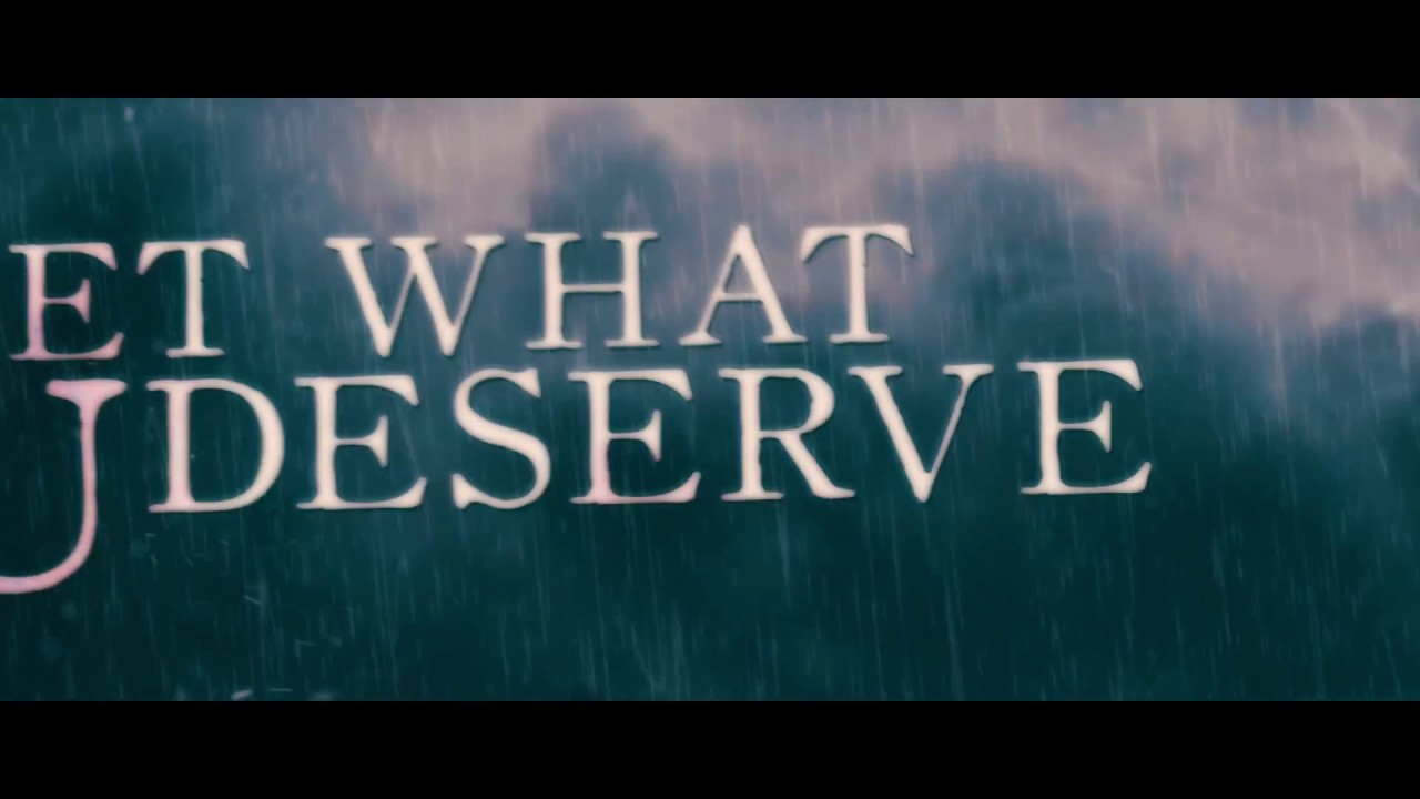 What You Deserve (Official Lyric Video)