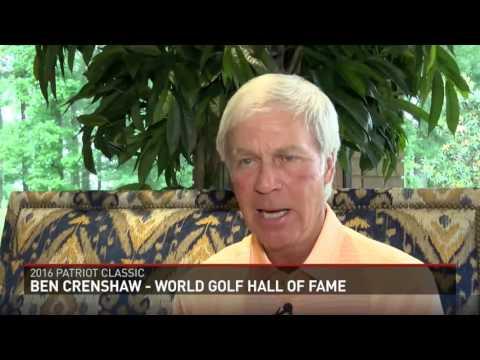 Ben Crenshaw in Tyler Speaks about Jordan Spieth