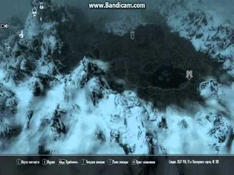 Skyrim смотр мода № 4 (A Quality World Map and Solstheim Map - With ...