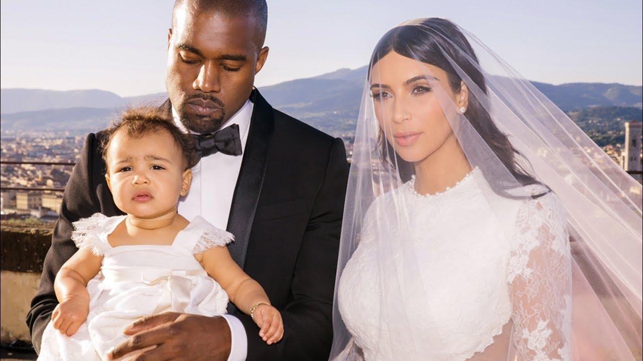 Ким Кардашьян и Канье Уэст поженились рекомендации