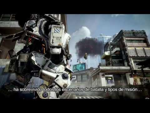 Titanfall: Tráiler oficial Atlas