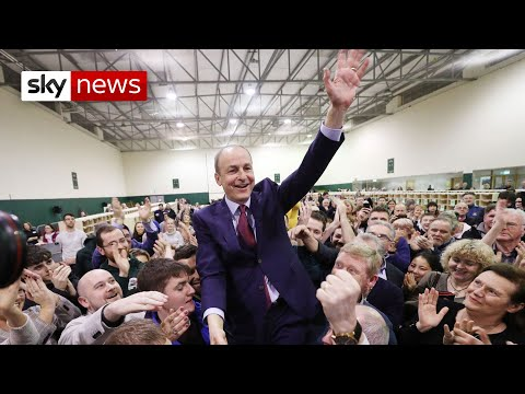 New Ireland PM officially elected