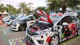 Modifikasi Mobil : Giias Auto Contest Makassar 201