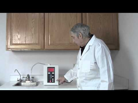 Aqua-Ionizer Deluxe 7.0 Water Ionizer.mp4