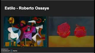 Roberto Ossaye y Roberto Gonzalez Goyri