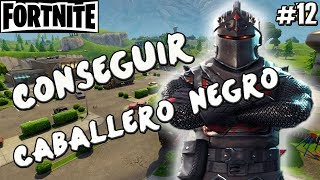 FORTNITE GUIDE ? HOW TO GET THE BLACK KNIGHT FROM FORTNITE!