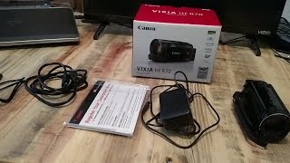 Review Canon VIXIA HF R700 R70 R72 Camcorder, think this one will work for me.