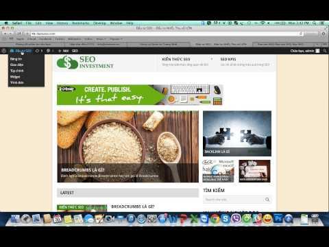 Hướng Dẫn Cài đặt Google Webmaster Tools - Đào Tạo SEO VietMoz