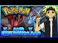 POKEMON X AND Y GBA ROM (FREE DOWNLOAD)