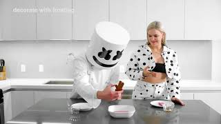 [Replace] Cooking With Marshmello: How To Make Friends Cookies (Feat. Anne-Marie)