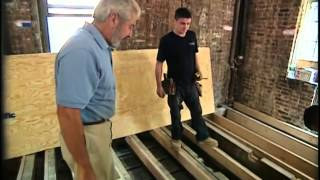 Leveling the Floor