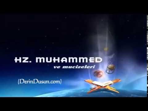 Hz  Muhammed ve Mucizeleri Anlatım
