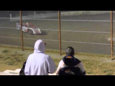 Lucas Dobbs A Mod Feature Pt. 2 Nevada Speedway 9/13/14