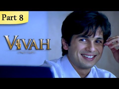 Vivah Hindi Movie Part 814 Shahid Kapoor Amrita Rao