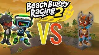 Beach Buggy Racing 2 - Clutch Ft Beatbot Vs Oog-oog