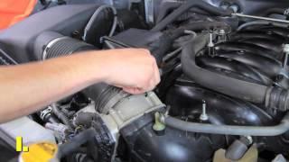 2007-2014 Toyota Tundra 5.7L & 2010-2013 Toyota Tundra 4.6L Air Intake Installation