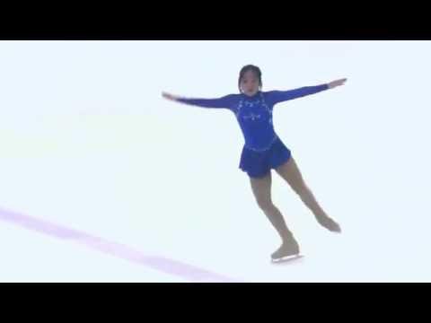 2016 Singapore National Figure Skating  Championships & Basic Skills Competition Part 1