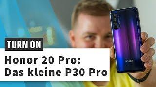 Honor 20 Pro: Das richtige Smartphone zur falschen Zeit