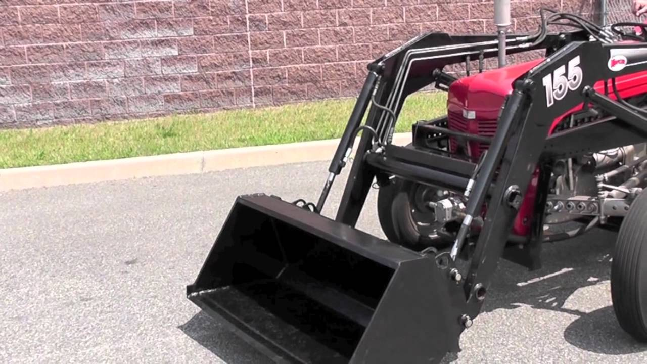 SSB Tractor: Tractor Front End Loaders