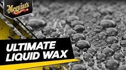Meguiar's Ultimate Liquid Wax - Features and Benefits
