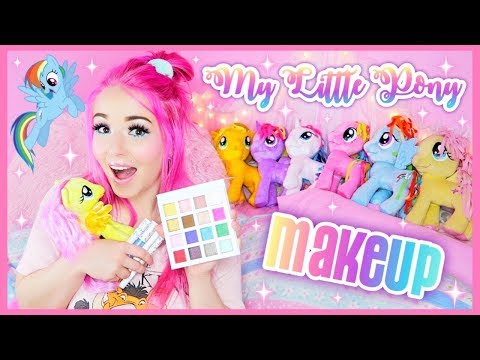 CAVE OR SAVE?! | My Little Pony Makeup